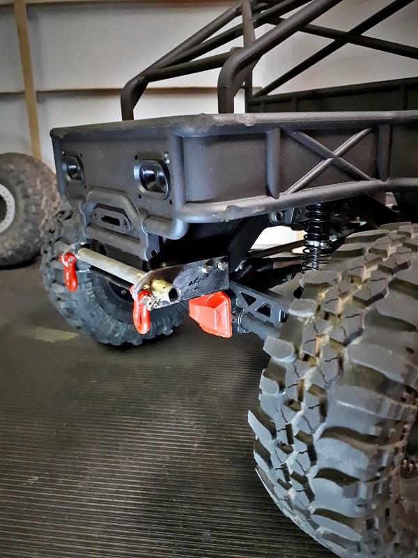 FJ45 body rear bumper fitted- no paint.jpg