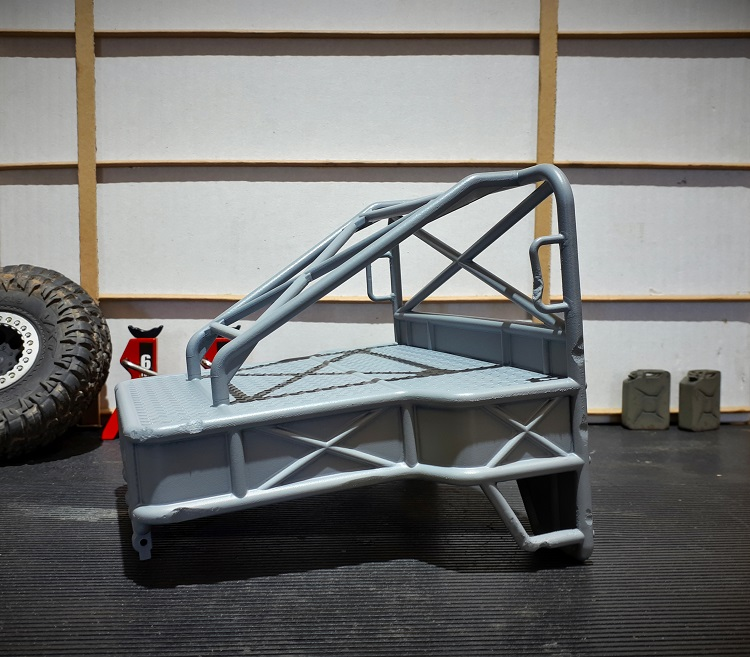 Rear cage with damage in primer.jpg